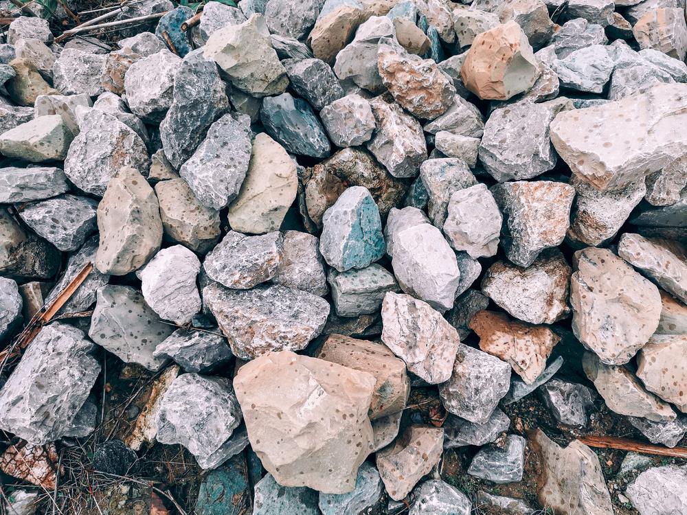 prisen på granitskærver